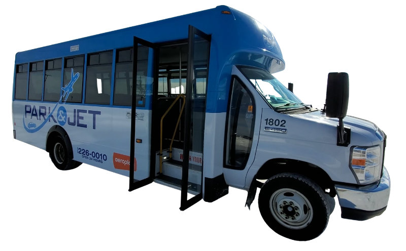 Park and Jet - Calgary Airport - Bus Picks You Up From Your Vehicle